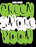 The Green Smoke Room Logo